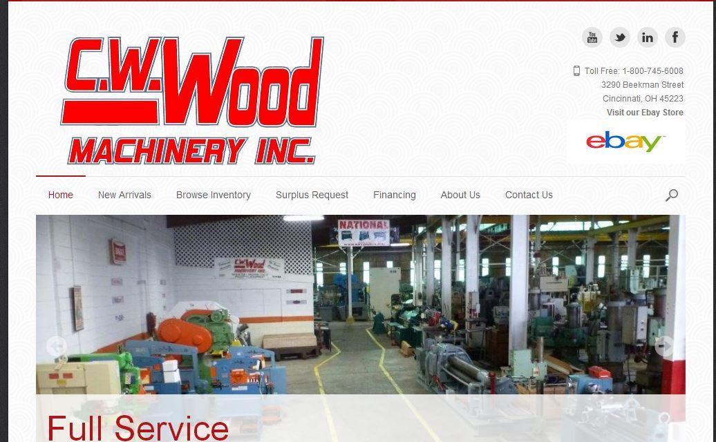 CWWOOD MACHINERY INC