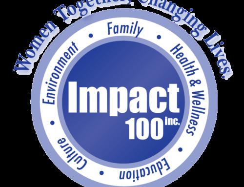 Thank You Impact 100