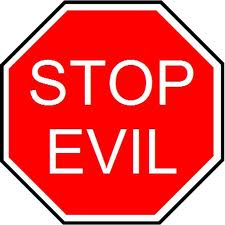 stop evil
