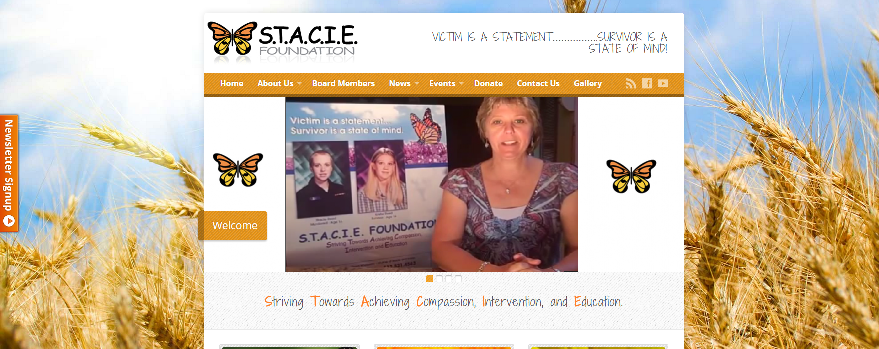S.T.A.C.I.E. Foundation