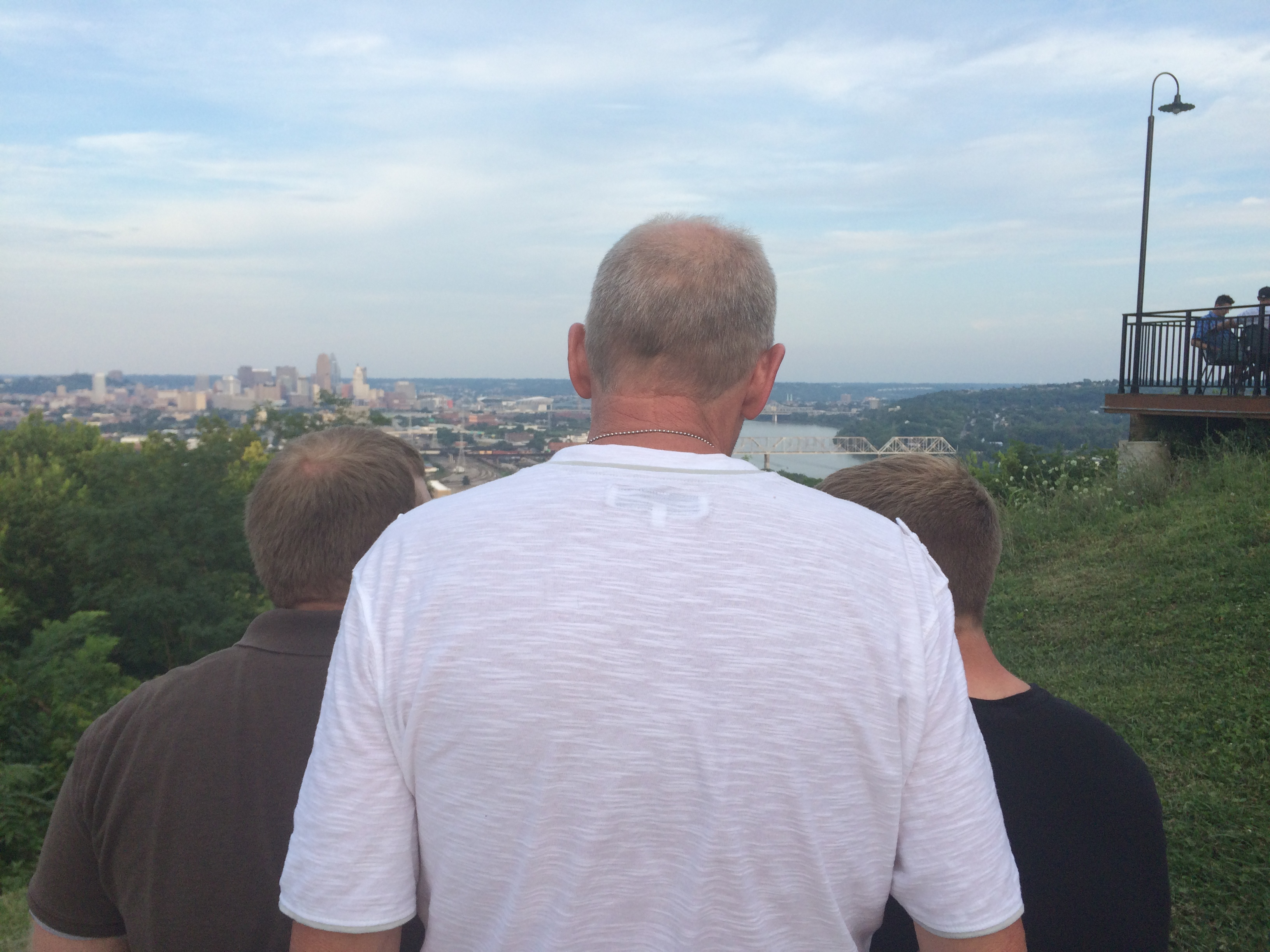 My boys at Incline