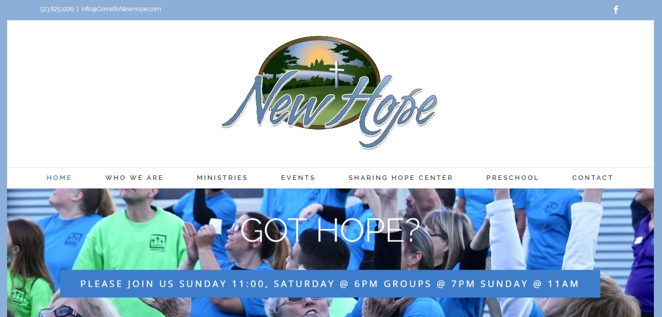 New Hope Ministries