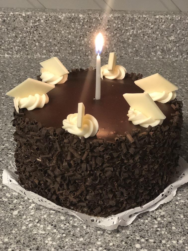 60th Birthday Cake Returning The Gift Llc